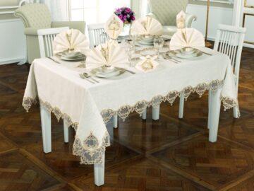 Wie wählt man eine Tischdecke aus?